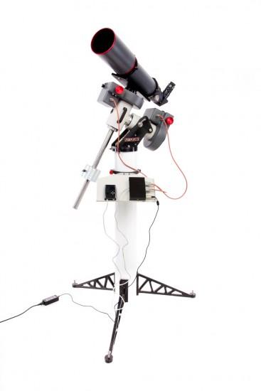 Portable tripod for EQ mounts