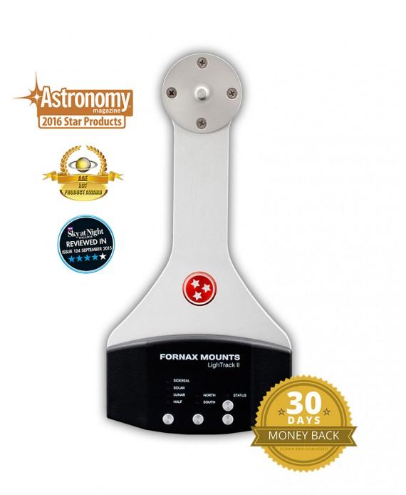 LighTrack II portable star tracker