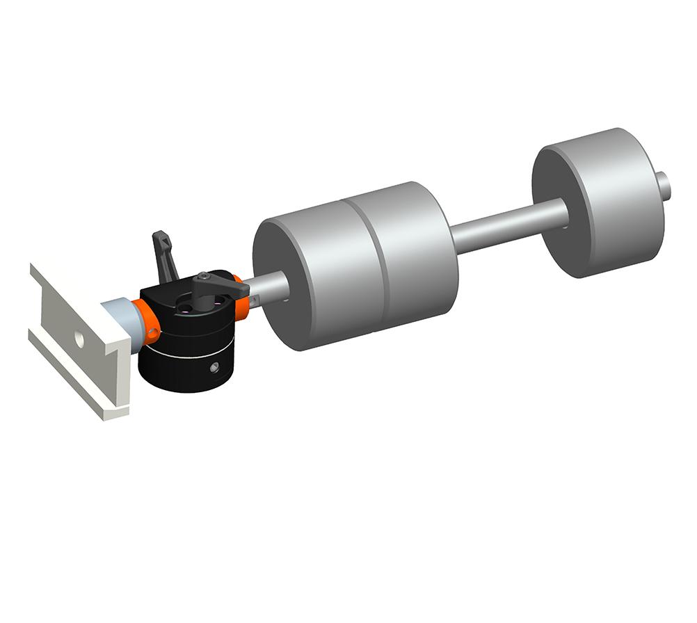 fmc-100 counter balance arm