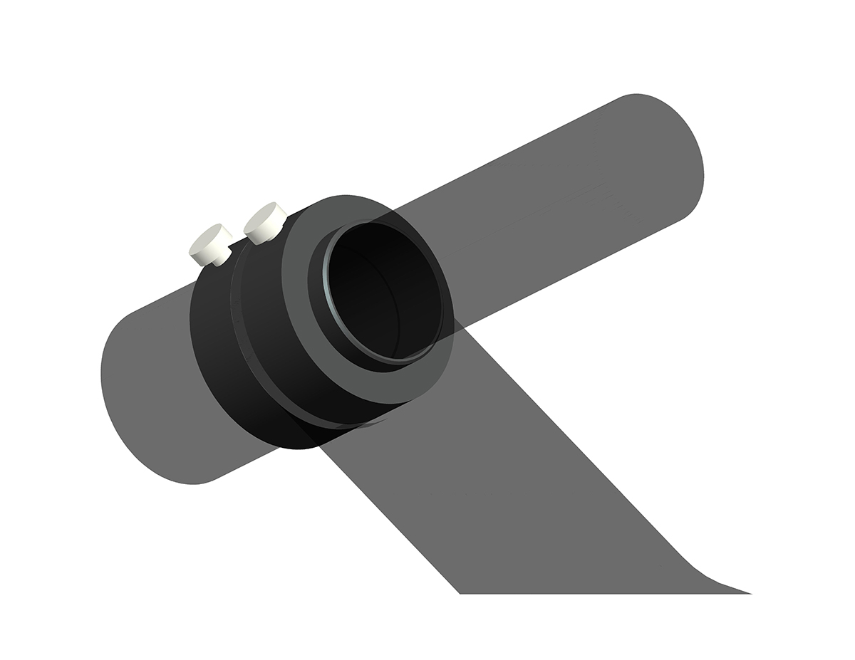 ioptron polarscope adapter for lightrack ii