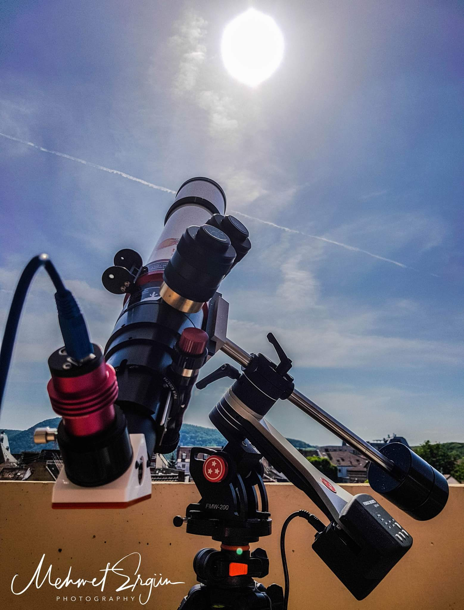 spika astrophoto lightrack star tracker