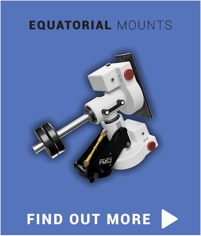 fornax-equatorial-mounts