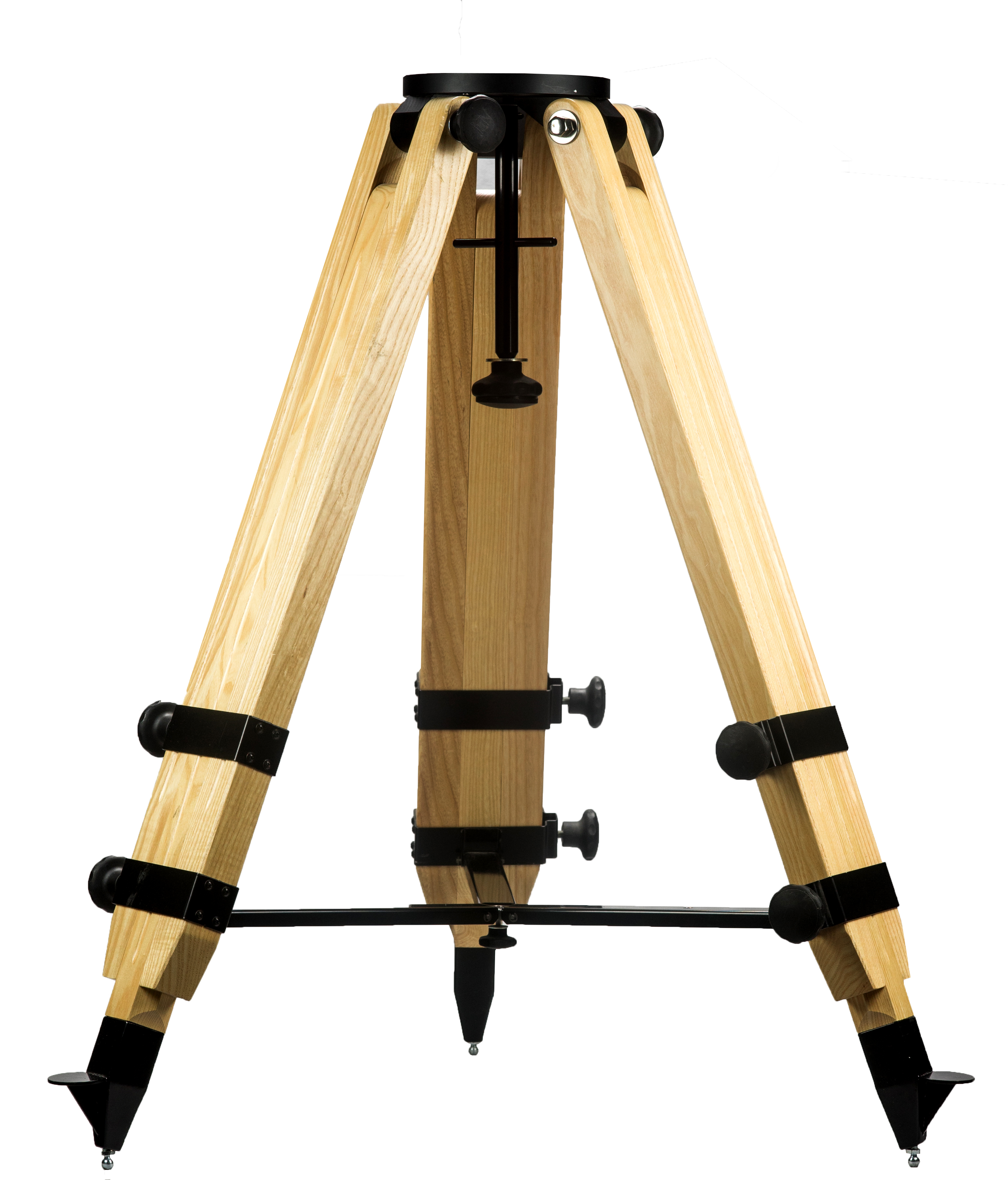 wood tripod