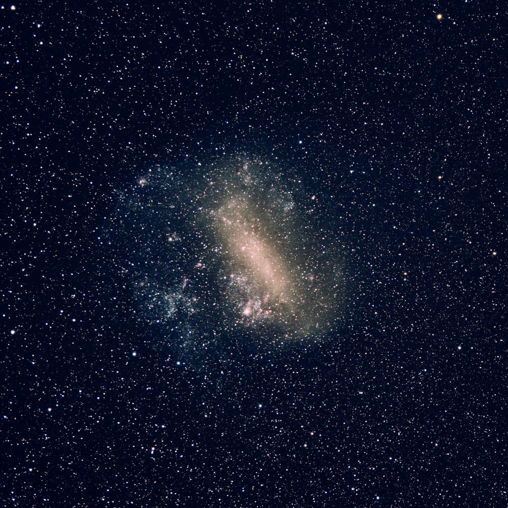 lightrack II astrophoto magellan