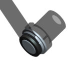 QHYCCD PoleMaster adapter for LighTrack -0