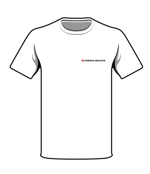 Fornax Mounts T-shirt-208